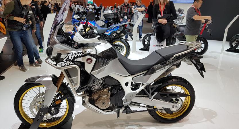 CRF1000 L2 2019 in neuem Gewand