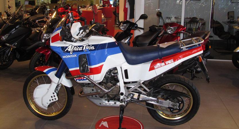 XRV650J-K 1988-1989